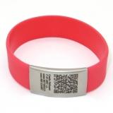 ID браслети для ідентифікації та інформування