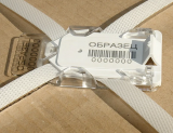 Крос - пломба для опечатування палет і коробів